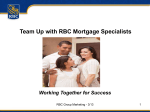 Who are RBC Mobile Mortgage Specialists?