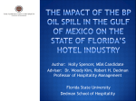 The Impact of the BP Oil Spill in the Gulf of Mexico