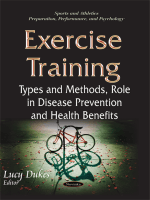 58.Exercise Training Types and Methods  Role in Disease Prevention