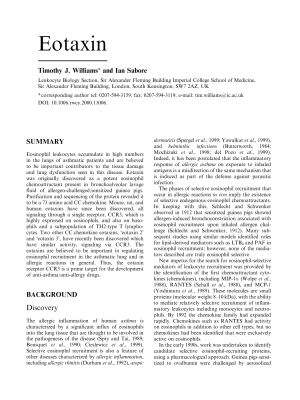 Williams T.J.  Sabore I. - Eotaxin (2000).pdf
