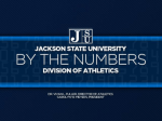 Athletics - Jackson State University