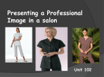 Industry, Salon and Professional Codes of practice.