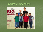 Genetic Dis PPT