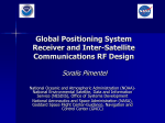 Global Positioning System Receiver and Inter