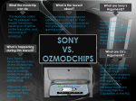 Sony vs Modchips