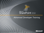 Customizing Enterprise Content Management in SharePoint 2010