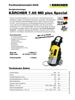 KÄRCHER 7.85 MD plus Special