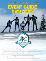 2015 XC JN Event Guide Rate Card