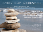 Intermediate Accounting,Eighth Canadian Edition