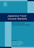 Jonathan A Batten Thomas A Fetherston Peter G Szilagyi - Japanese Fixed Income Markets- Money Bond and Interest Rate Derivatives (2006 Emerald Group Publishing Limited)