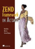 Rob Allen Nick Lo Steven Brown - Zend Framework in Action (2008 Manning Publications)