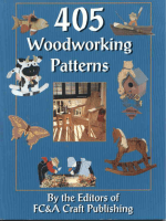FC&A - 405 Woodworking Patterns (1999)