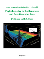 [Recent Advances in Phytochemistry 36] John T. Romeo and Richard A. Dixon (Eds.) - Phytochemistry in the Genomics and Post-Genomics Eras (2002 Elsevier Academic Press)