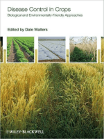 Disease Control in Crops - Biological and Environmentally Friendly Approaches