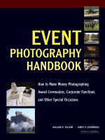 Folsom W.B. Goodridge J.P.-Event Photography Handbook