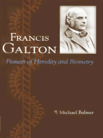 Francis Galton - Pioneer of Heredity and Biometry