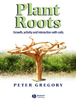 Plant Roots - Growth  Activity and Interaction with Soils