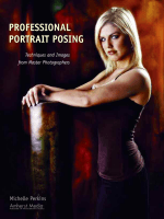 Professional Portrait Posing-Techniques and Images from Master Photographers.-Michelle Perkins