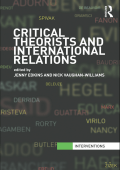 [Interventions] Jenny Edkins  Nick Vaughan-Williams - Critical Theorists and International Relations (2009  Routledge)