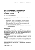 The Tel Hashomer camptodactyly syndrome in a consanguineous Brazilian family.