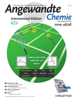 Cover Picture  First Regio- and Enantioselective Chromium-Catalyzed Homoallenylation of Aldehydes (Angew. Chem. Int. Ed. 482009)