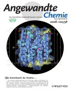 Innentitelbild  Solution-State NMR Spectroscopy of a Seven-Helix Transmembrane Protein Receptor  Backbone Assignment  Secondary Structure  and Dynamics (Angew. Chem