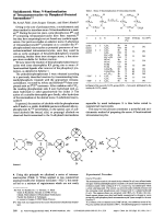 Stoichiometric Mono N-Functionalization of Tetraazamacrocycles via Phosphoryl-Protected Intermediates.