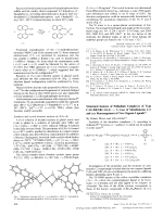 Structural Isomers of Palladium Complexes of Type C5H5Pd(2-RC3H4)L Ч A Case of Simultaneous  and  Rearrangement of Two Organic Ligands.