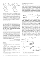 Synthesis and Reactions of 4-Azido-3-methyl-1 2-butadiene.