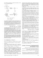 Synthesis and Reactions of Benzodioxolone-N N-diethylimidinium Chloride.