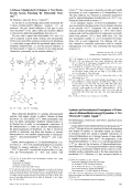 Synthesis and Stereochemical Consequences of Protonation of a Bishomodihydrotetraaza[14]annulene  A New Macrocyclic Complex Ligand.