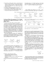 The Berson-Willcott Rearrangement of 11 11-Dimethyltricyclo[4.4.1