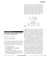 Iron-Catalyzed Asymmetric Sulfide Oxidation with Aqueous Hydrogen Peroxide.
