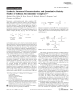 Synthesis  Structural Characterization  and Quantitative Basicity Studies of Lithium Zirconimidate Complexes.
