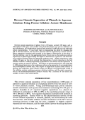 Reverse osmosis separation of phenols in aqueous solutions using porous cellulose acetate membranes.