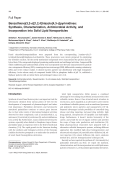 Benzothieno[32-e][124]triazolo[43-c]pyrimidinesSynthesis Characterization Antimicrobial Activity and Incorporation into Solid Lipid Nanoparticles.