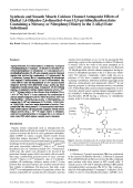 Synthesis and Smooth Muscle Calcium Channel Antagonist Effects of Dialkyl 14-Dihydro-26-dimethyl-4-aryl-35-pyridinedicarboxylates Containing a Nitrooxy or Nitrophenyl Moiety in the 3-Alkyl Ester Substituent.