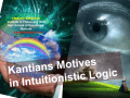 Kantian Motives in Intuitionism